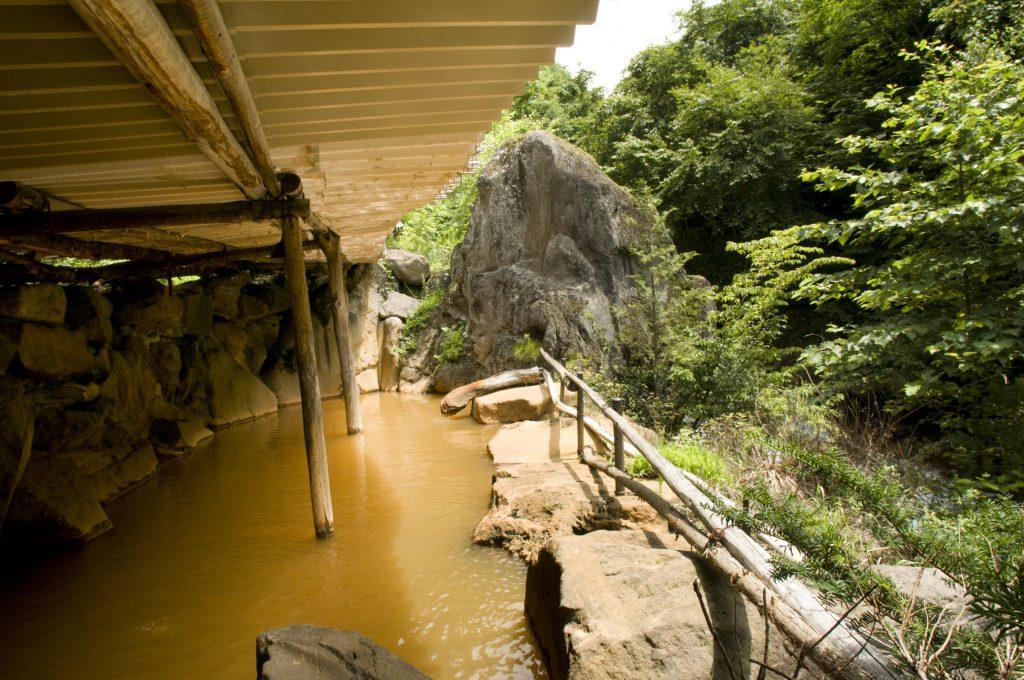 温泉 横谷温泉旅館